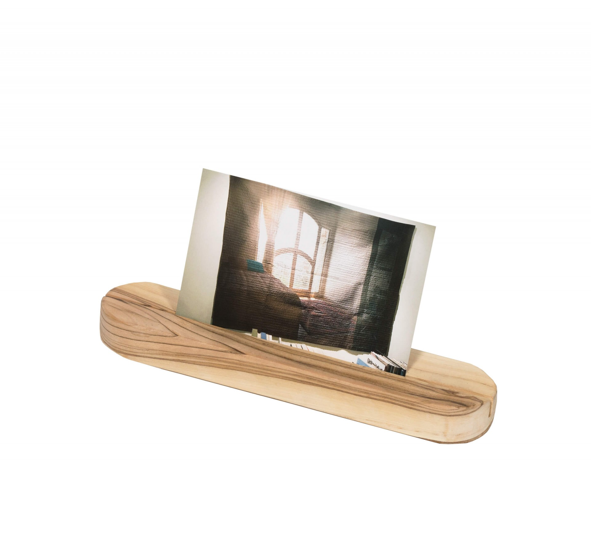 Muebles Manuel Olive Card Stand