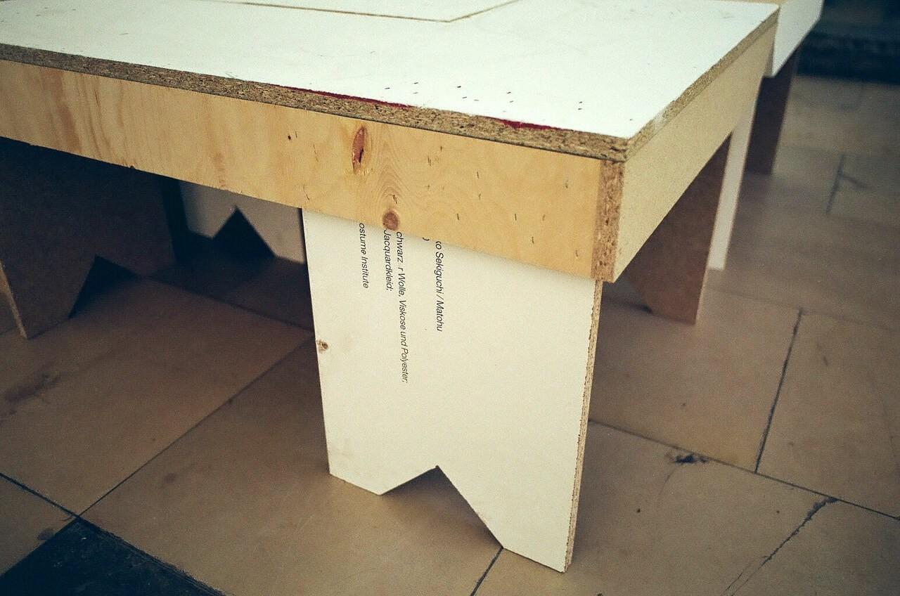 Muebles Manuel Group Affinity Bench